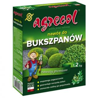 Nawóz do bukszpanów - Agrecol - 1,2 kg