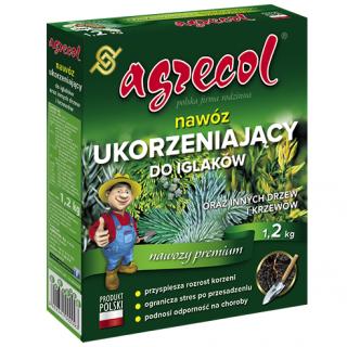 Nawóz ukorzeniający do iglaków - Agrecol - 1,2 kg