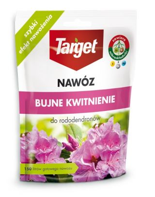 Nawóz do rododendronów - Bujne Kwitnienie - Target - 150 g