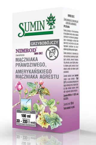Nimrod 250 EC - na choroby grzybowe, najlepszy na mączniaka - 100 ml