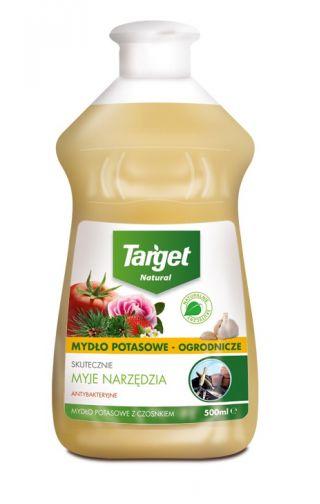 Mydło potasowe - ogrodnicze z czosnkiem - 500 ml